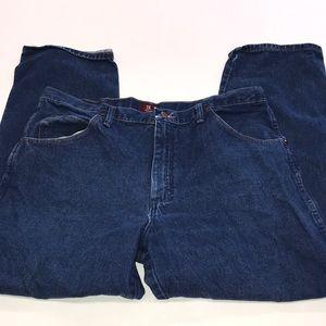 Men's Wrangler jeans size 38 30.               573
